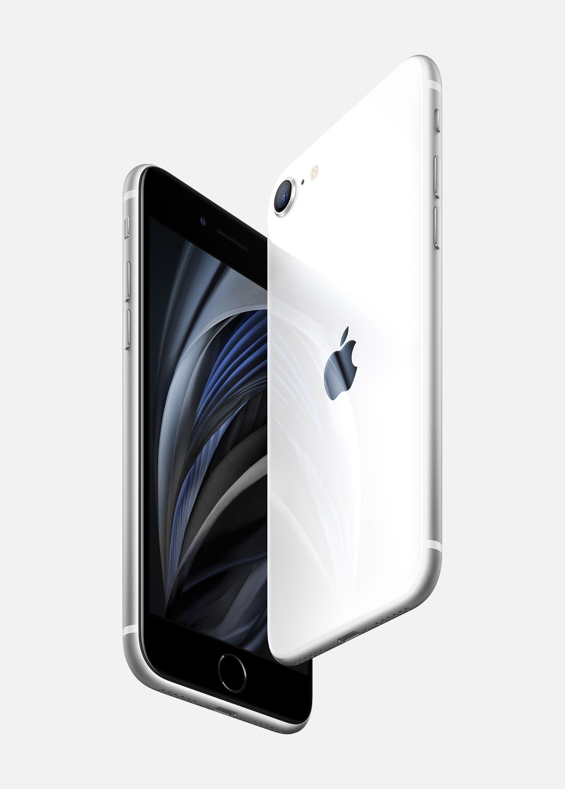 iPhone SE 2 marca a volta do botão Home e Touch ID. (Imagem: Divulgação/Apple)