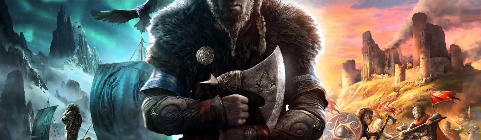 Assassin's Creed Valhalla é anunciado para 2020; veja lançamento