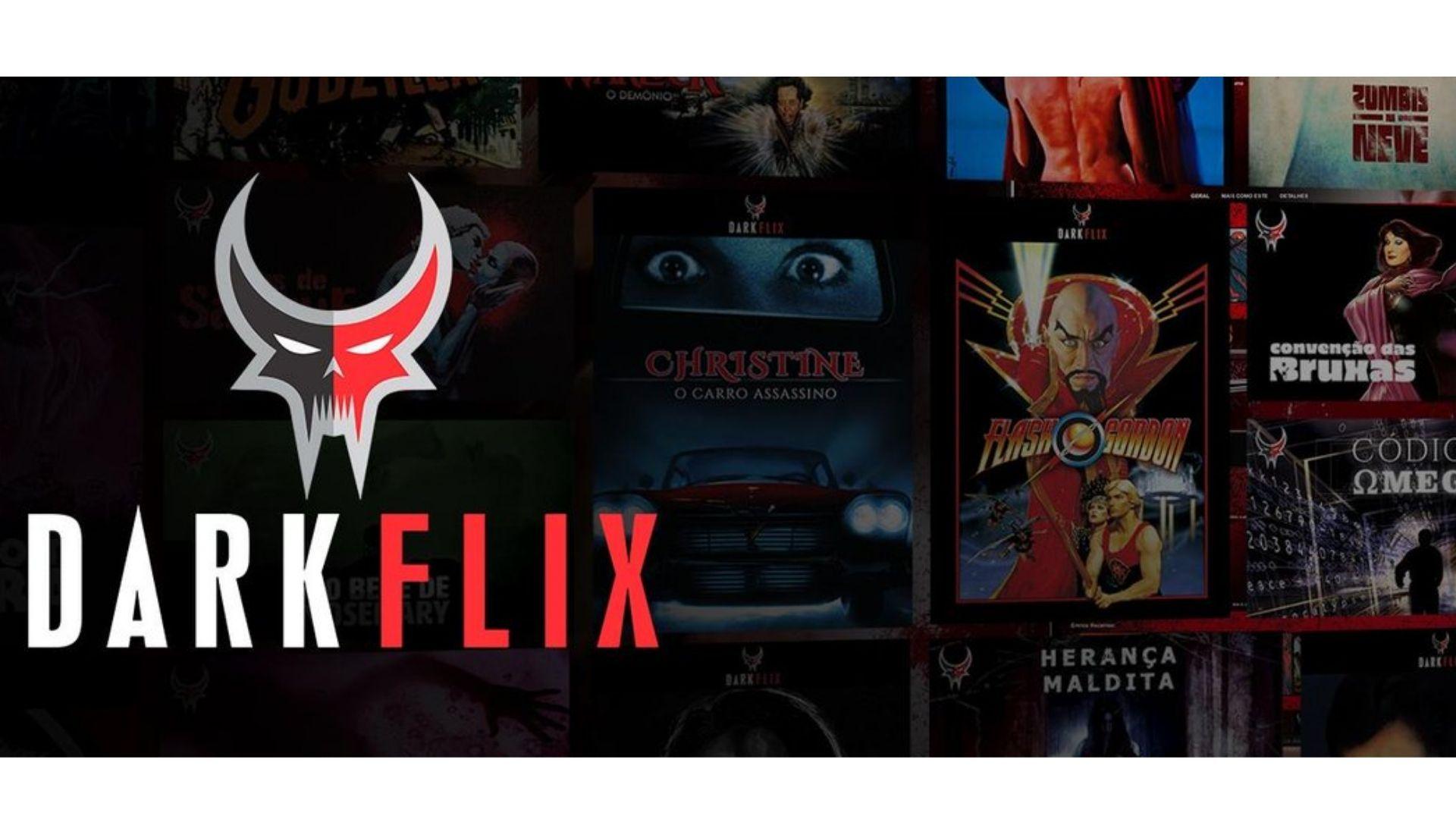 Catálogo conta com variedades de terror, suspense e ficção científica | Divulgação: DarkFlix