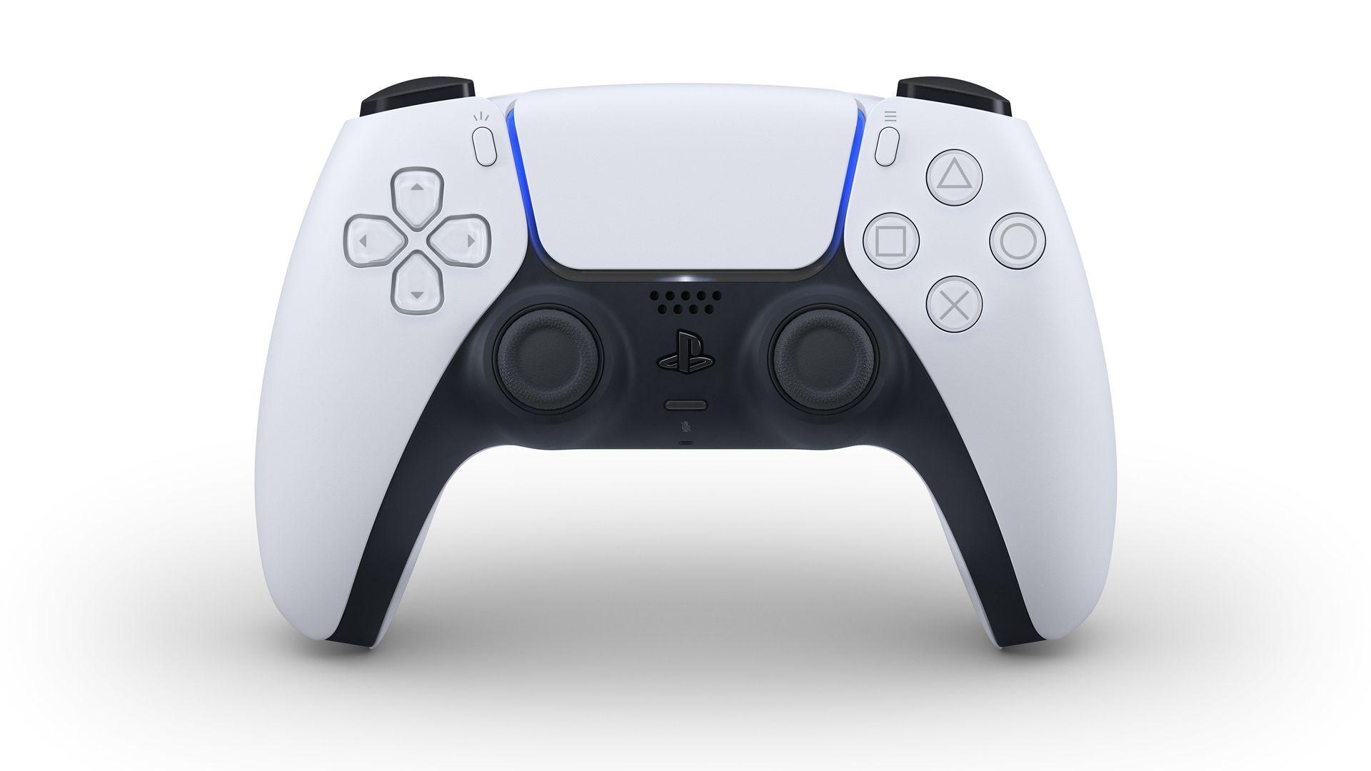 Controle do PS5, DualSense, é revelado pela Sony; veja design e recursos