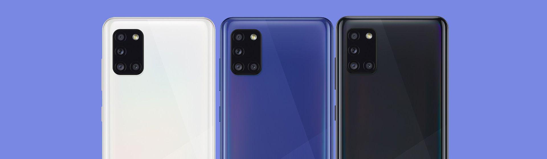 Lançamento Samsung Galaxy A31: celular chega ao Brasil por R$ 1.999