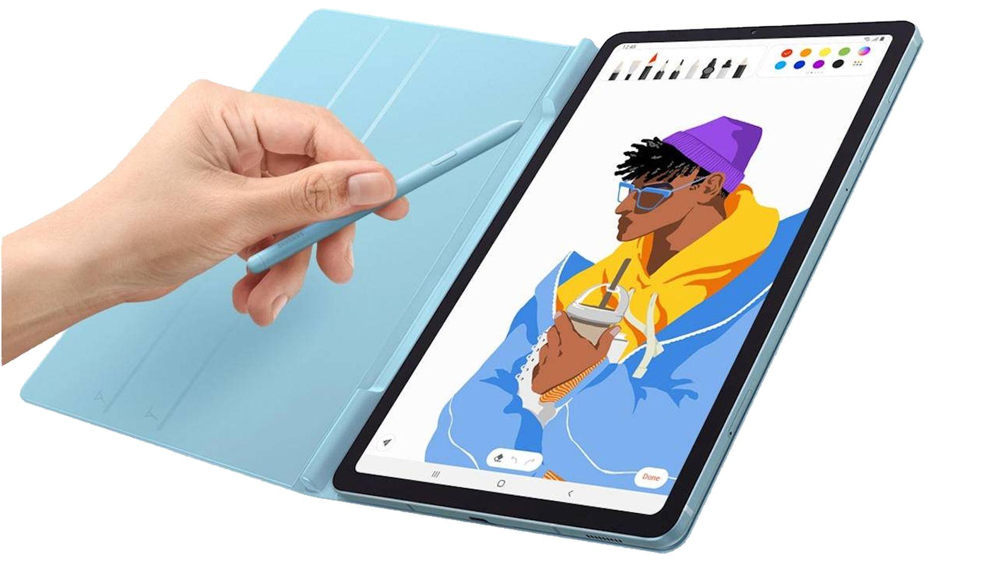Samsung lança o Galaxy Tab S6 Lite, tablet mais barato com S Pen