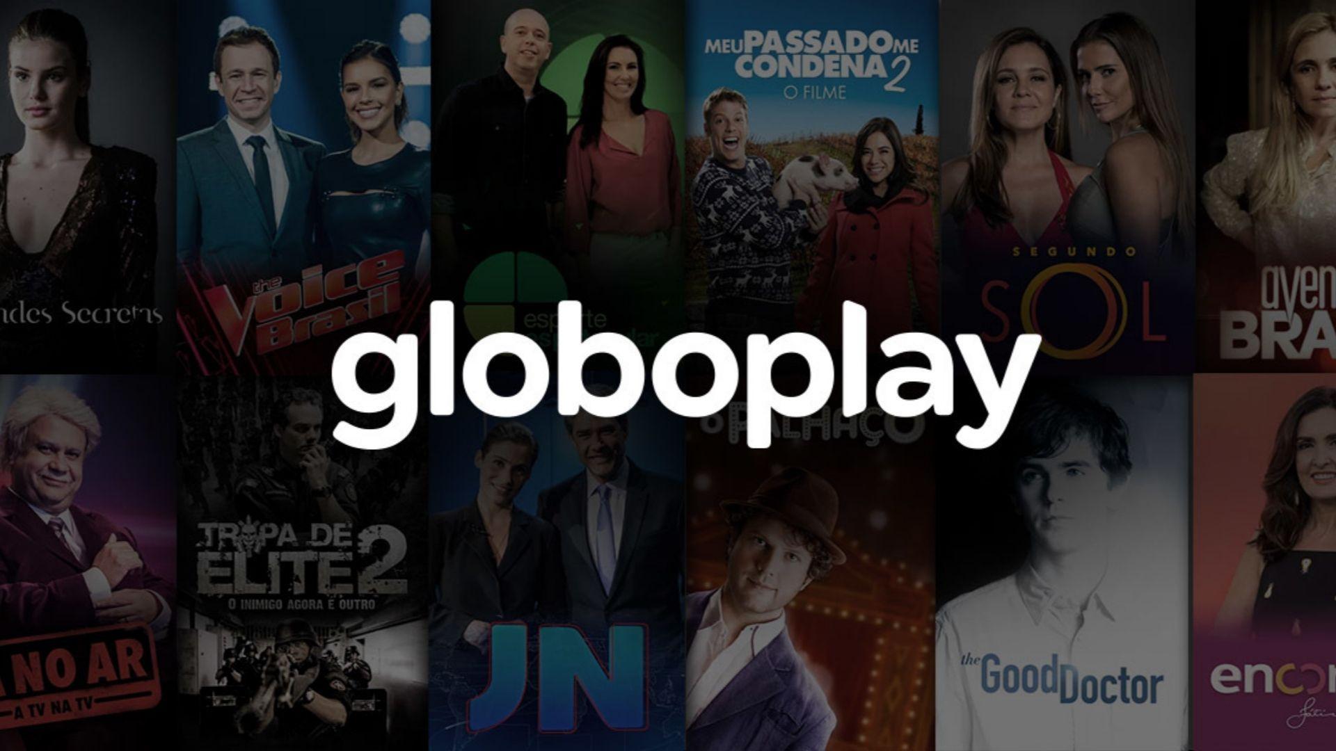 O aplicativo de streaming da Rede Globo também tem recursos interessantes na modalidade gratuita | Divulgação: Globo/Globoplay