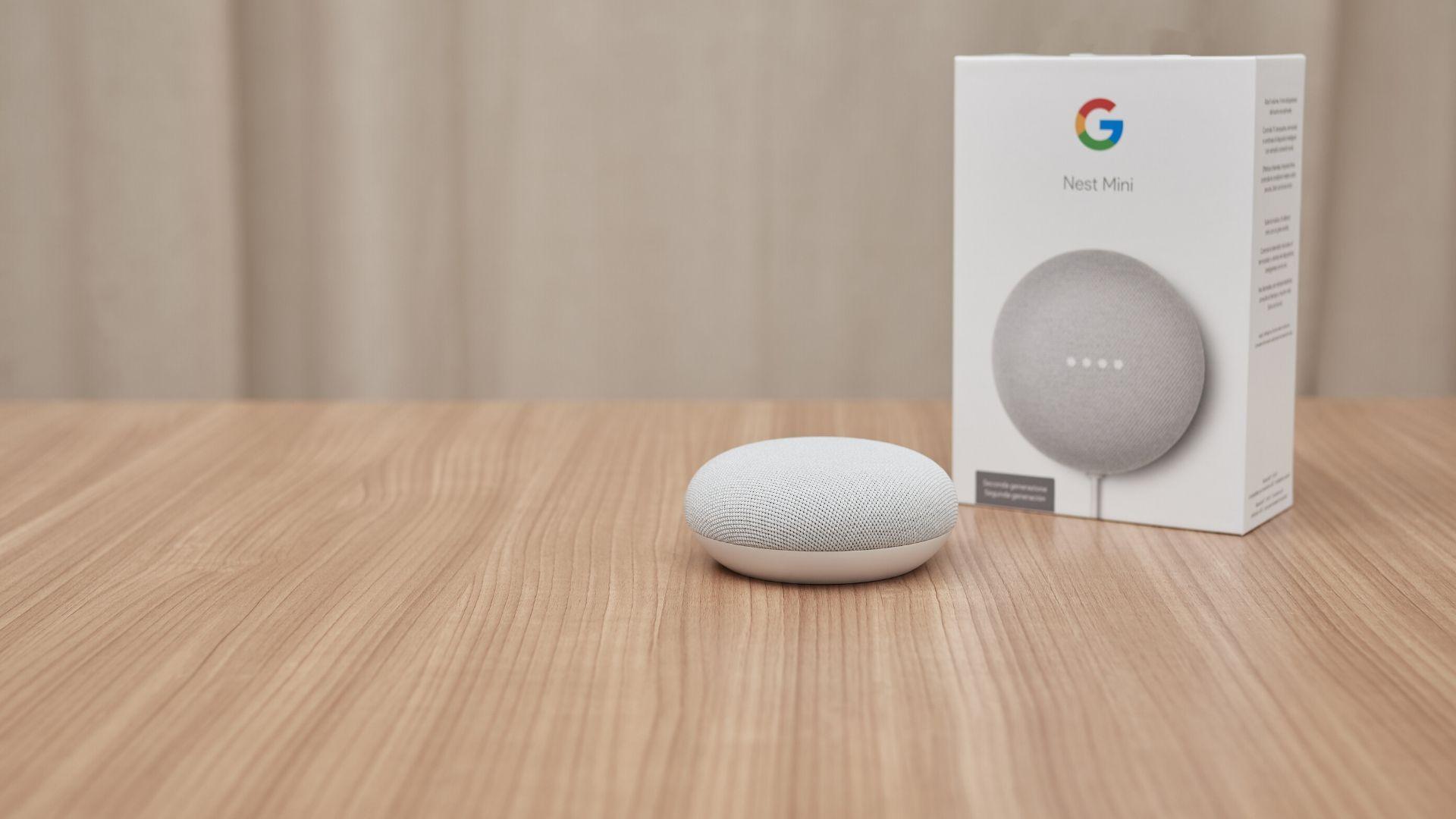 Google Nest Mini: como funciona a caixa de som inteligente do Google?