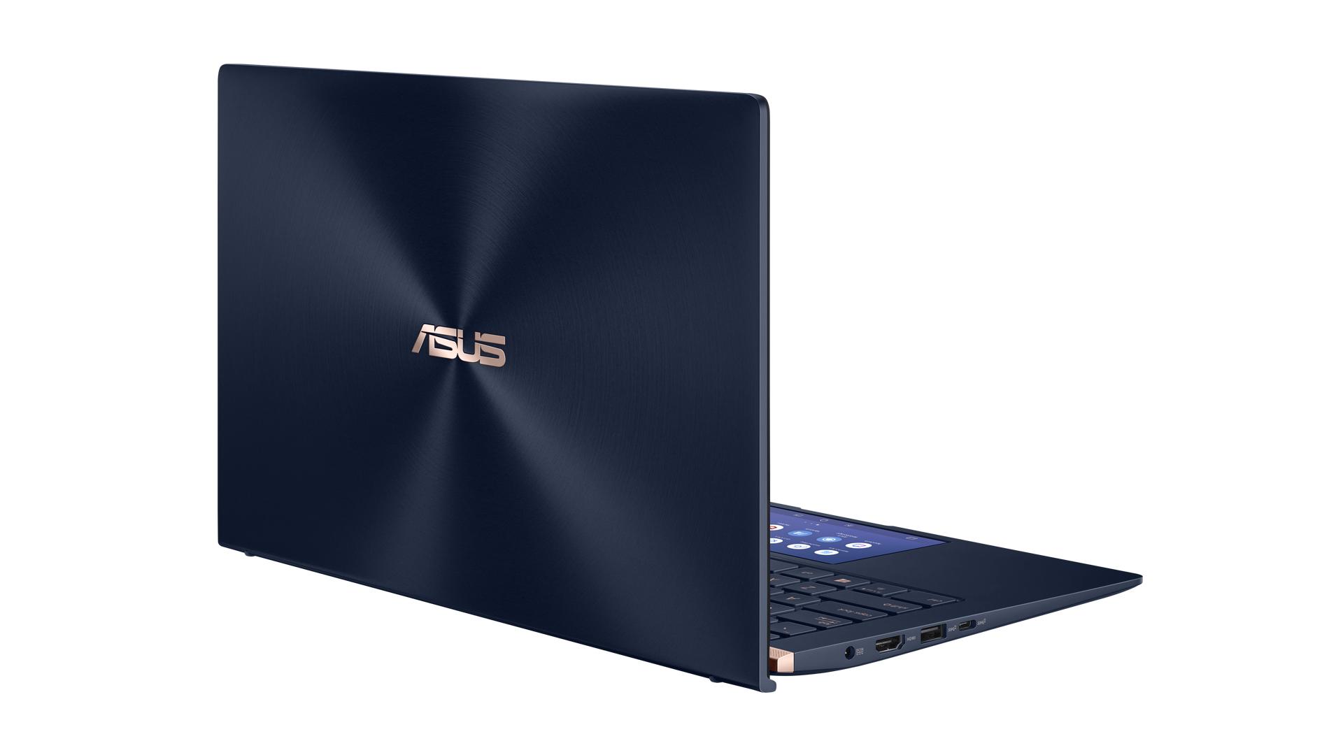 ZenBook 14 chega com 8 GB de memória RAM (Foto: Divulgação/Asus)