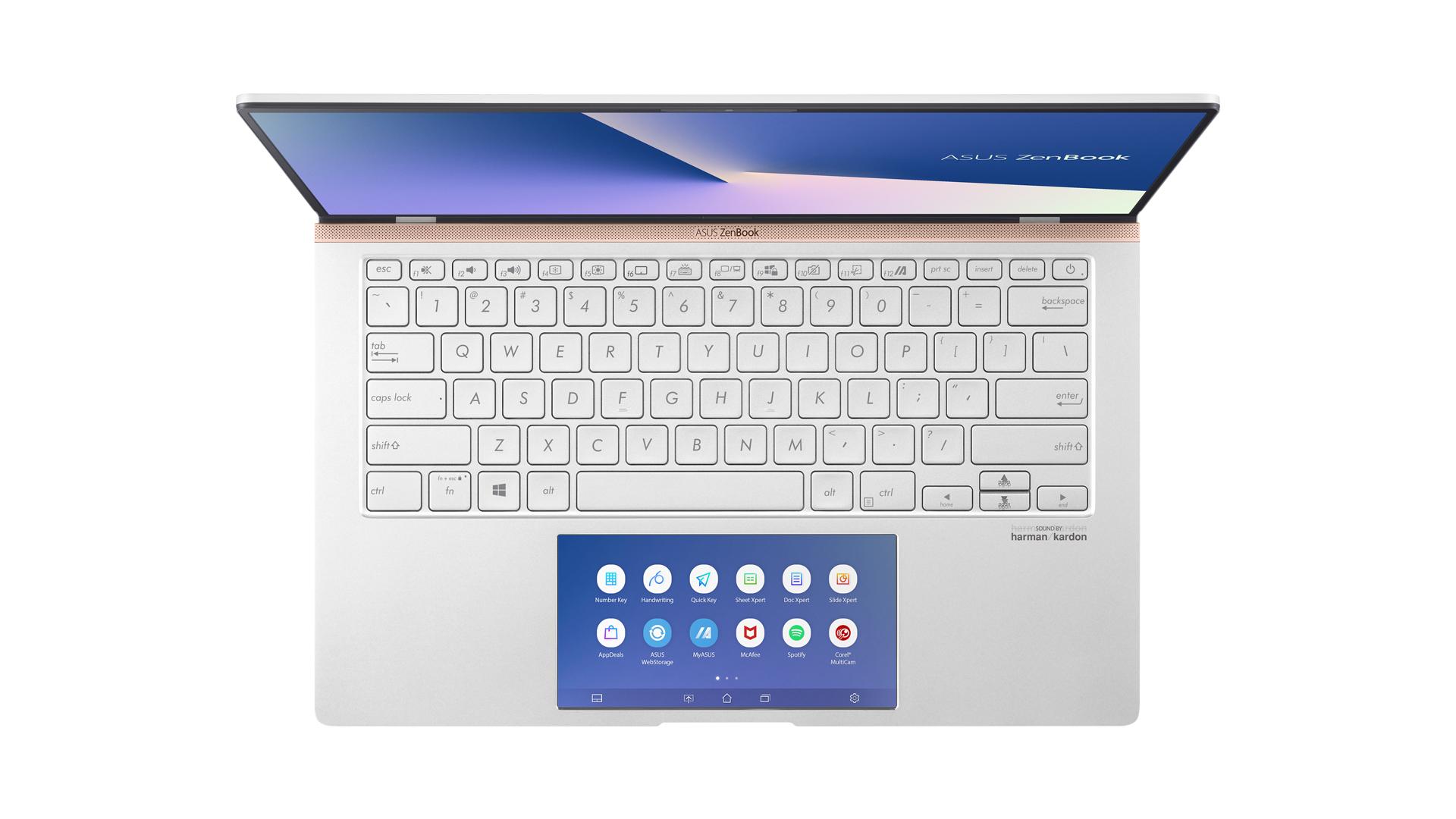 ScreenPad 2.0 é a novidade da Asus para este lançamento (Foto: Divulgação/Asus)