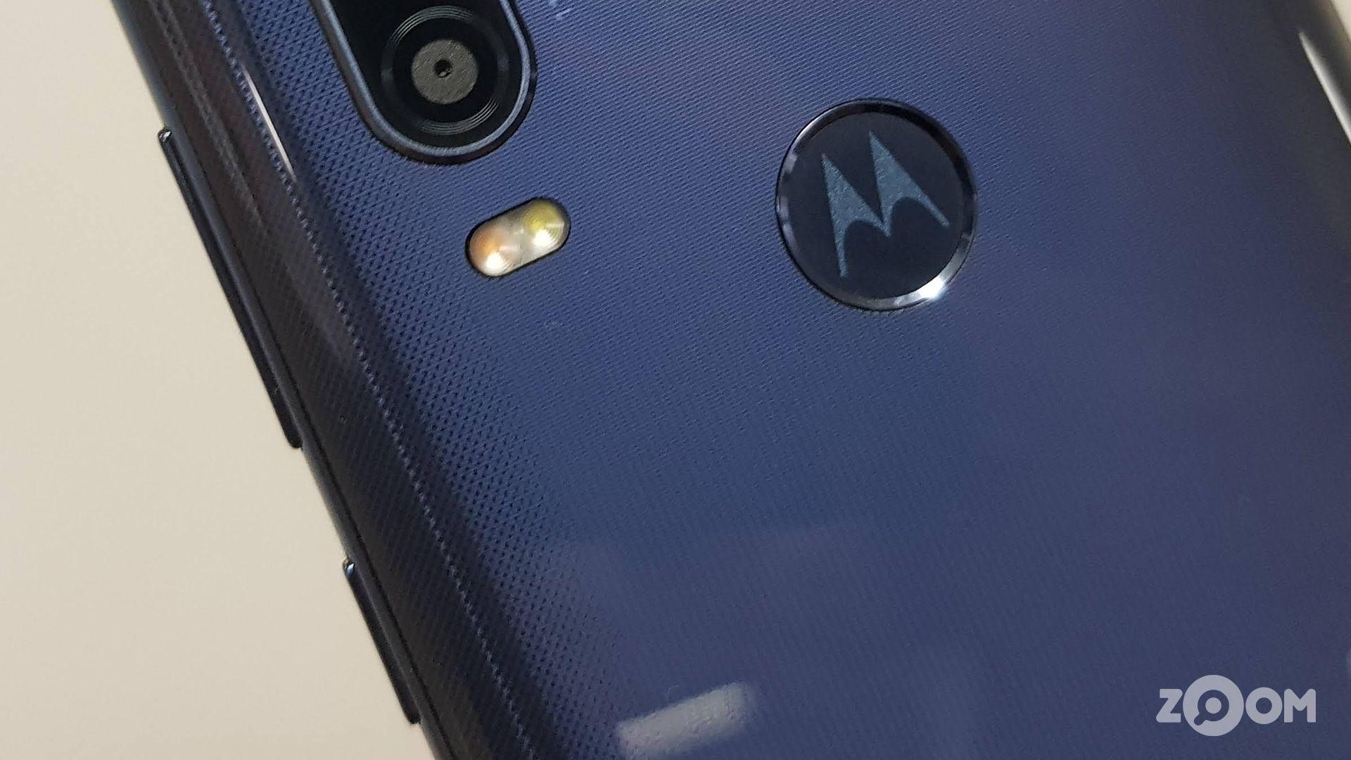 Motorola One Fusion+ pode ser o novo membro da família MotorolaOne. (Imagem: Ana Marques/Zoom)