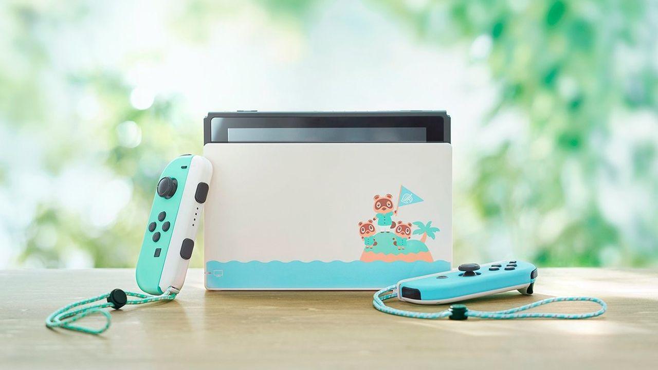 Edições limitadas do Nintendo Switch podem voltar às lojas. (Imagem: Divulgação/Nintendo)