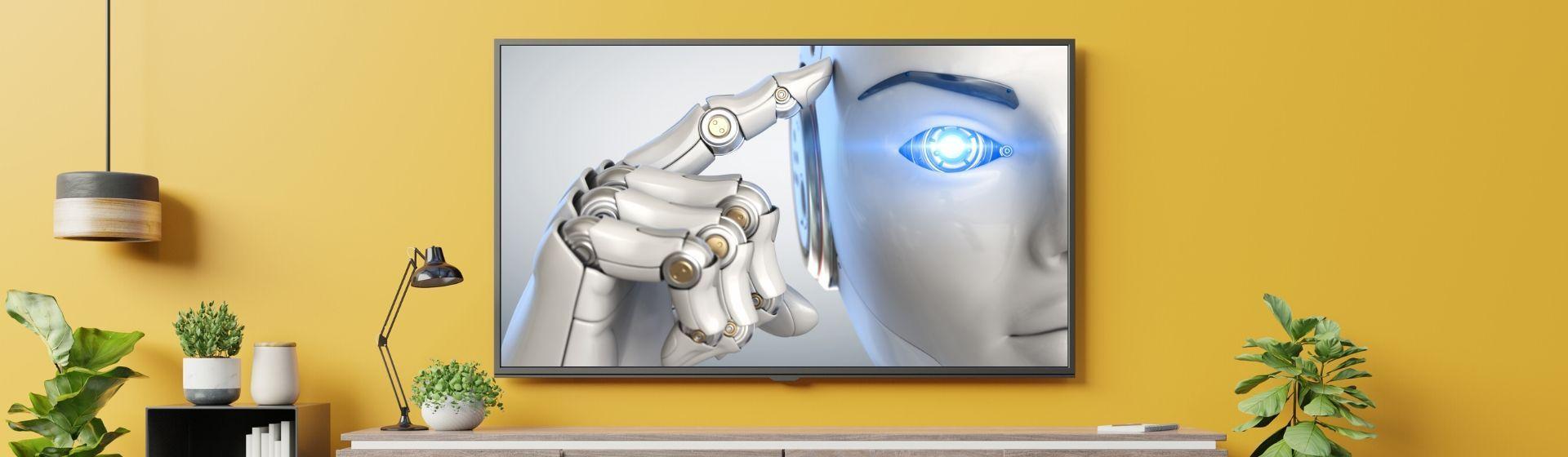 O que é Inteligência Artificial e como ela funciona nas smart TVs