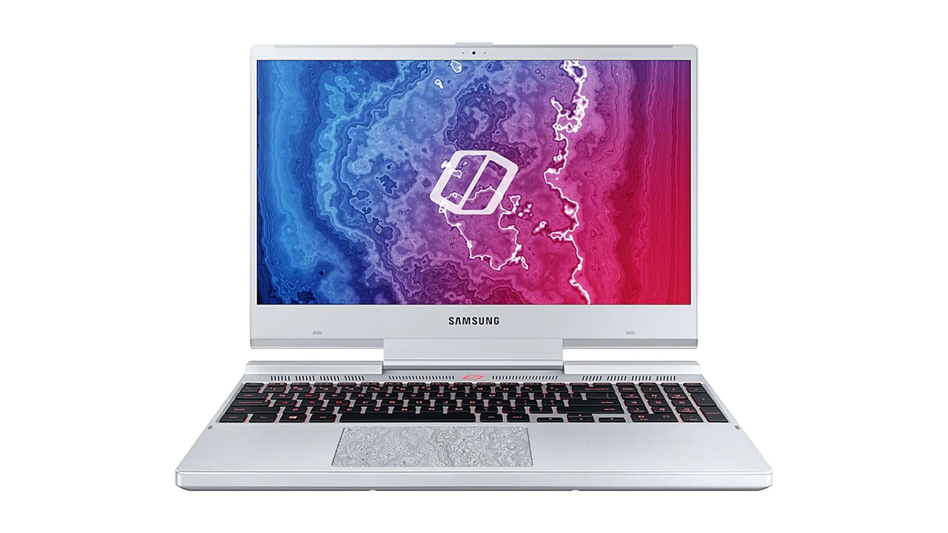 Tela do Samsung Odyssey 2 tem 15,6 polegadas, resolução Full HD e tecnologia IPS. (Foto: Divulgação/Samsung)