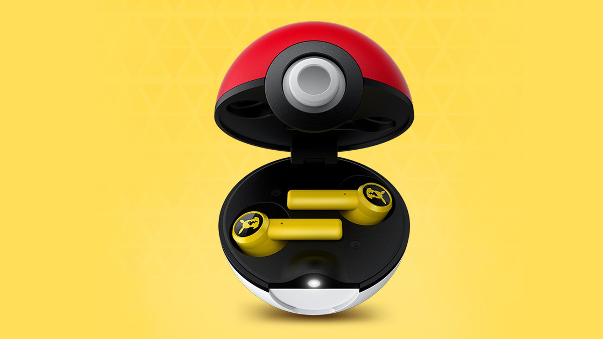 Fones de ouvido da Razer são inspirados no Pikachu e vêm em uma Pokébola