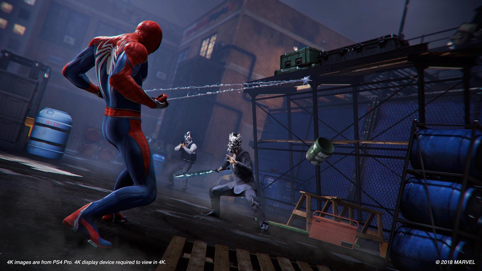 Spider-Man tem diversos vilões, como Escorpião, Electro e Rino para derrotar. (Foto: Divulgação/Sony)