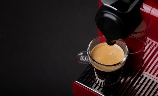 Cafeteira Expresso Elétrica (Imagem: Reprodução/Shutterstock)