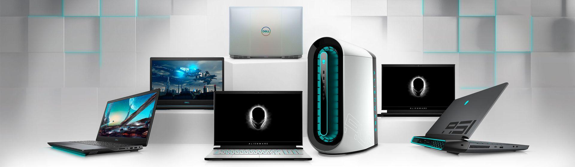Dell atualiza linhas de notebooks Gaming, XPS e Alienware para 2020