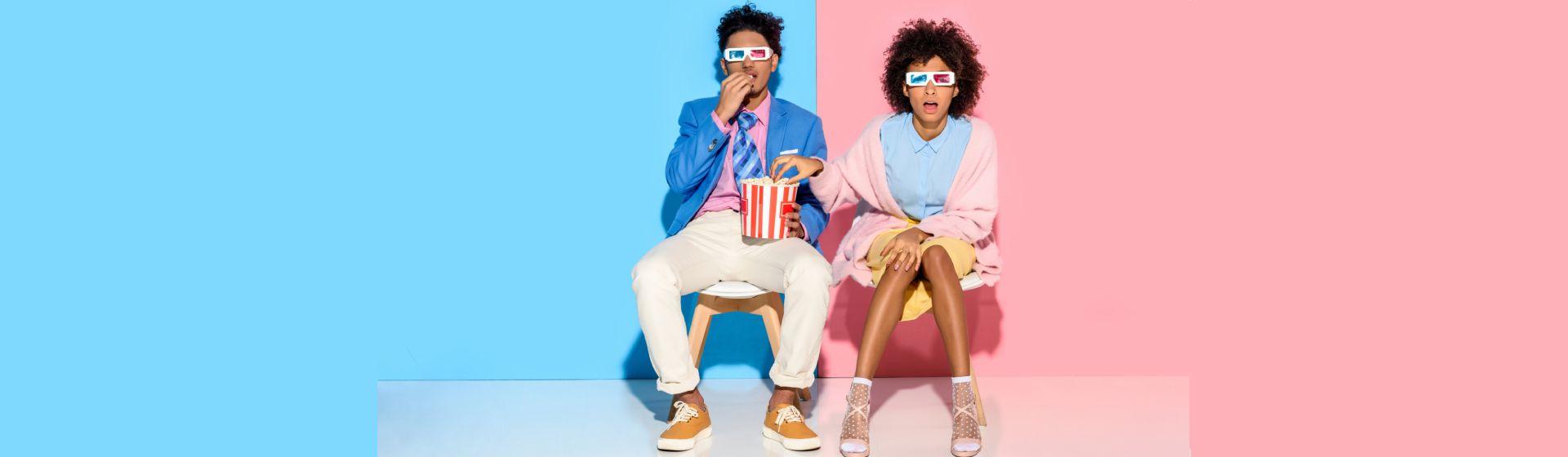 Dia dos Namorados 2020: como montar um cinema em casa