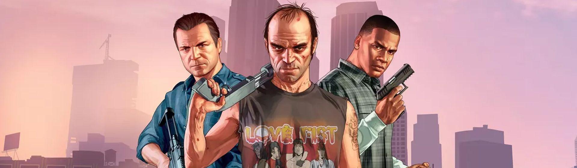 GTA 5 fica grátis no PC; veja como baixar pela Epic Games Store
