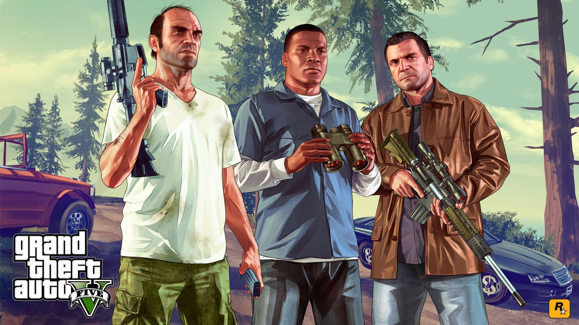 GTA 5 Platinum Edition está de graça para baixar na Epic Games Store; veja como fazer o download. (Foto: Divulgação/Rockstar)