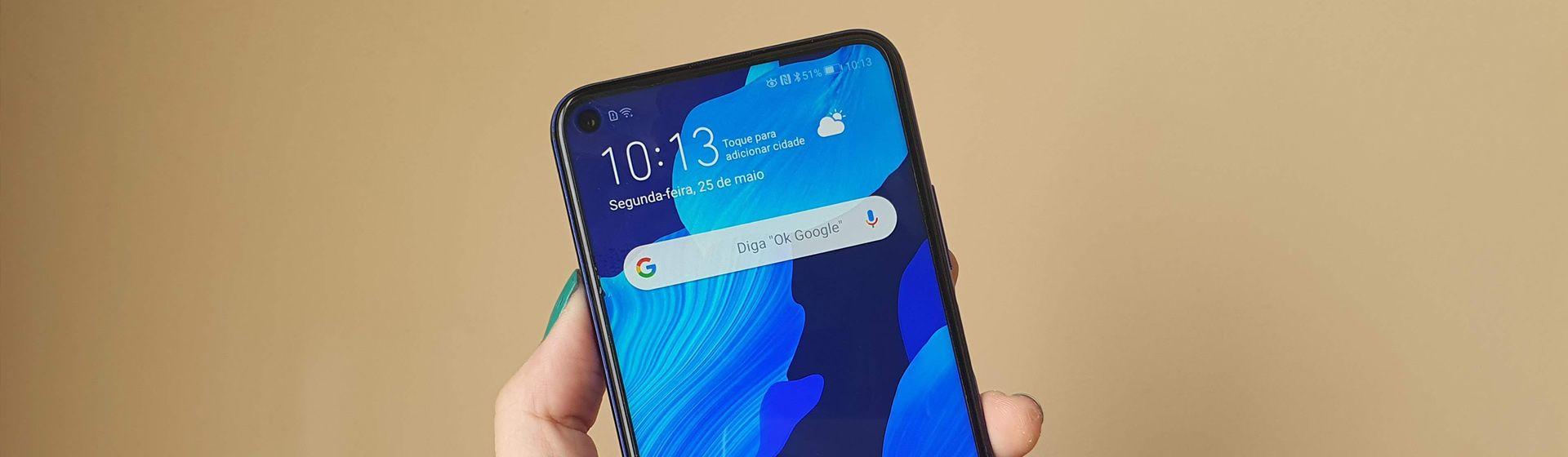 Review Huawei nova 5T: um celular avançado com corte de custos