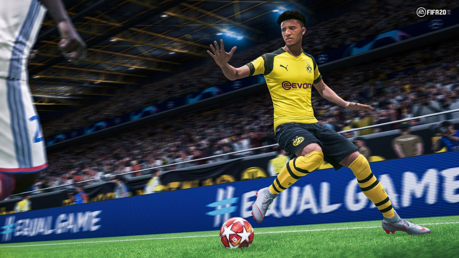 FIFA 20 é o lançamento mais recente da EA até o momento. (Foto: Divulgação/Electronic Arts)