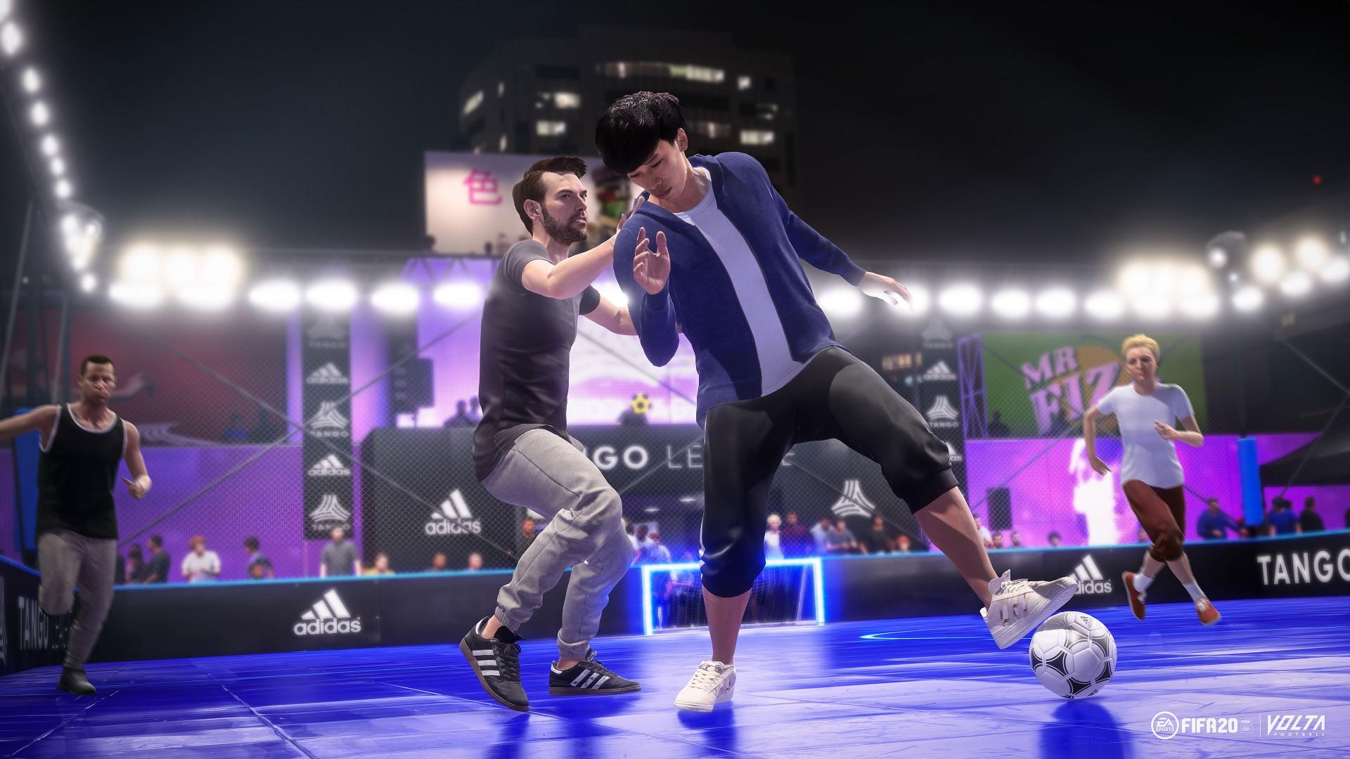 Modo Volta pode retornar no FIFA 21. (Foto: Divulgação/Electronic Arts)
