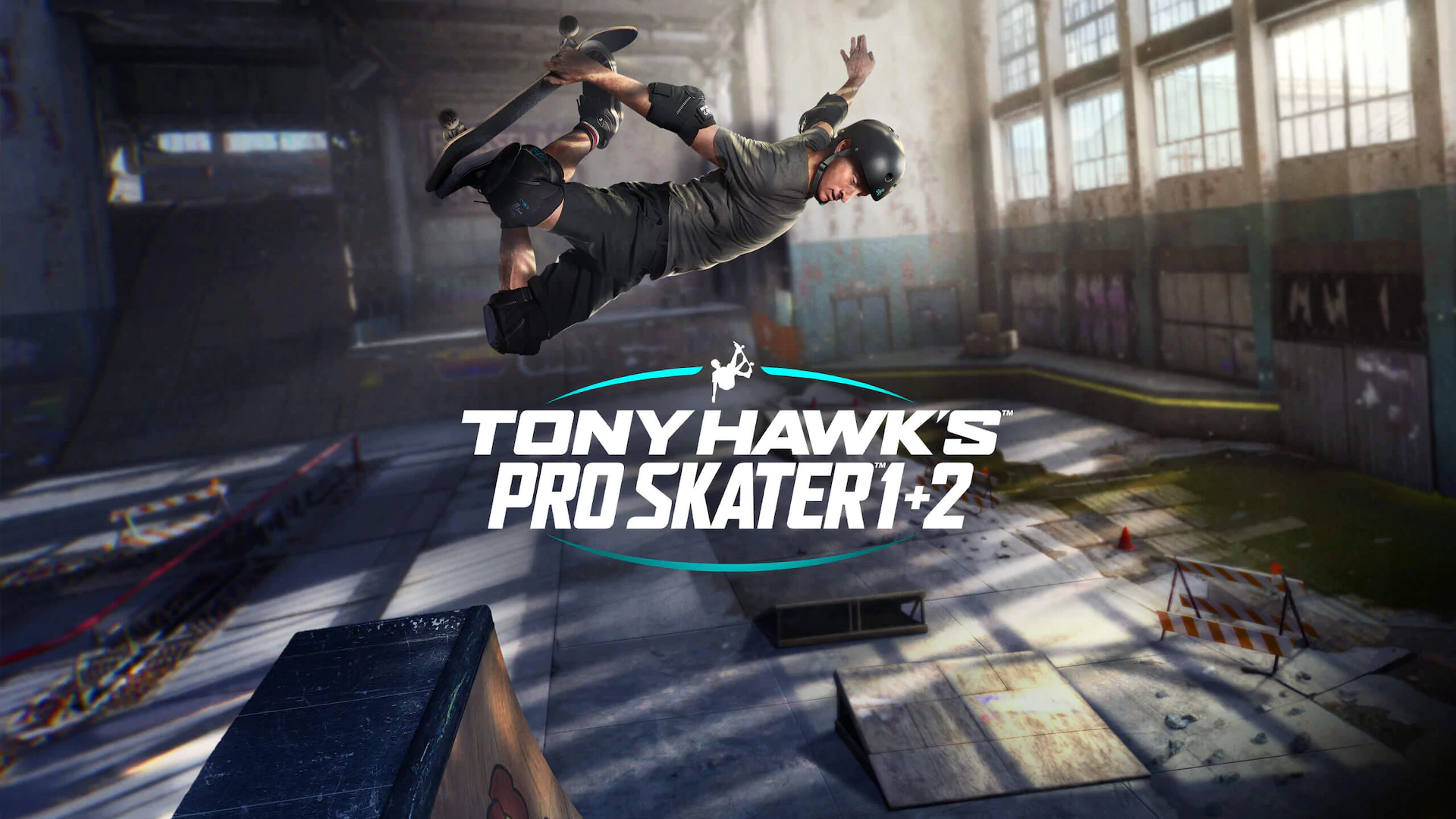 Tony Hawk's Pro Skater 1 + 2 chega ao PS4, Xbox One e PC em 4 de setembro de 2020. (Foto: Divulgação/Activision)