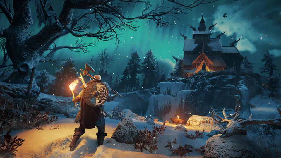 Assassin's Creed Valhalla tem data de lançamento marcada para o final de 2020. (Foto: Dilvulgação/Ubisoft)