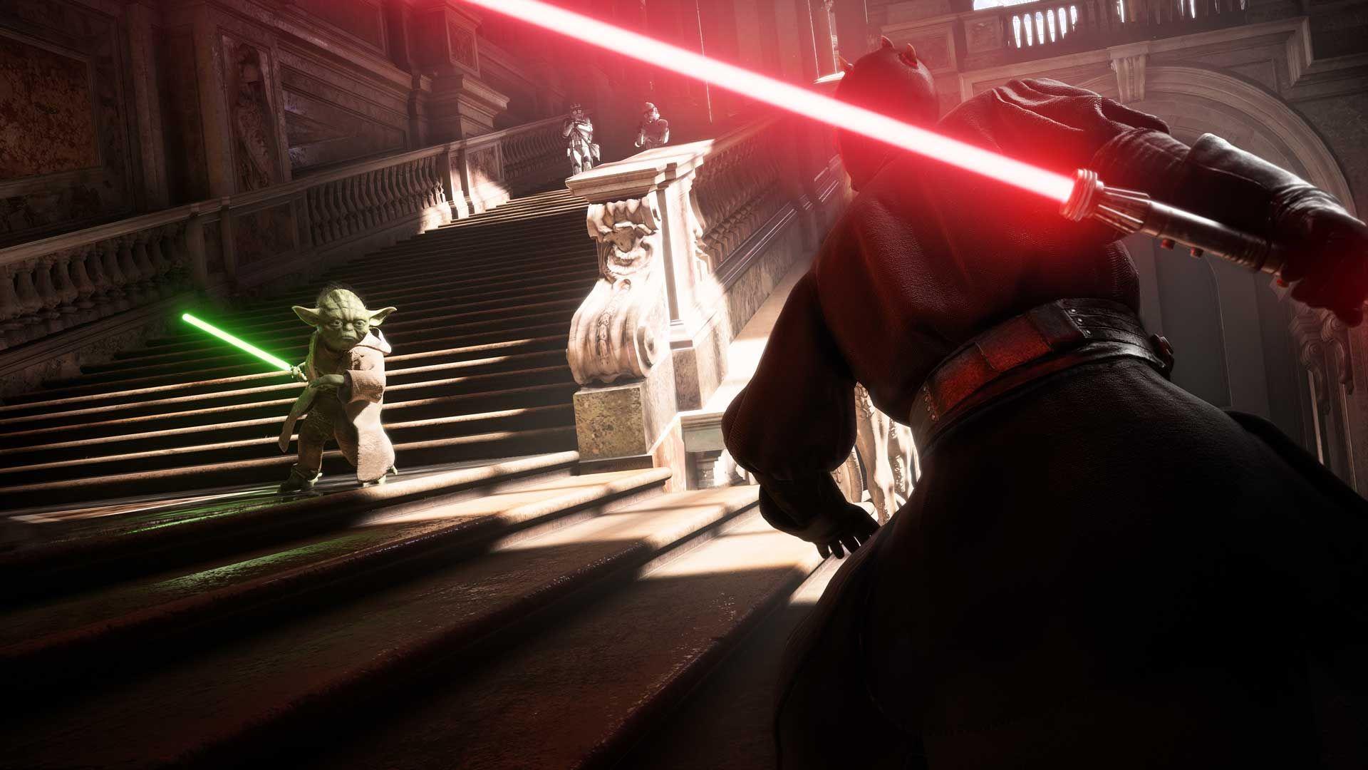 Star Wars Battlefront 2 reúne diversos personagens emblemáticos da franquia Star Wars. (Foto: Divulgação/Electronic Arts)