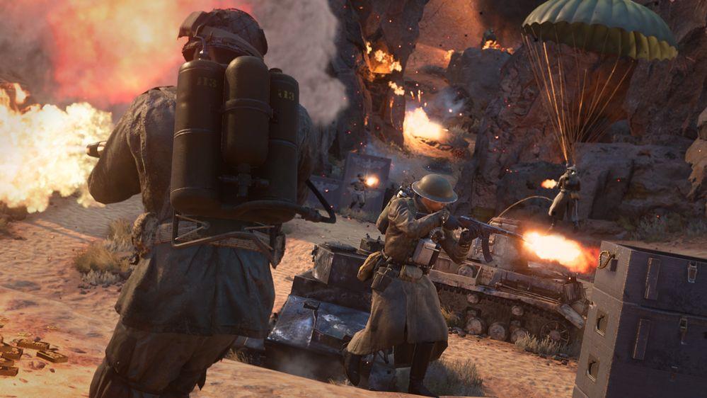 Call of Duty: WWII leva o jogador à Segunda Guerra Mundial. (Foto: Divulgação/Activision)