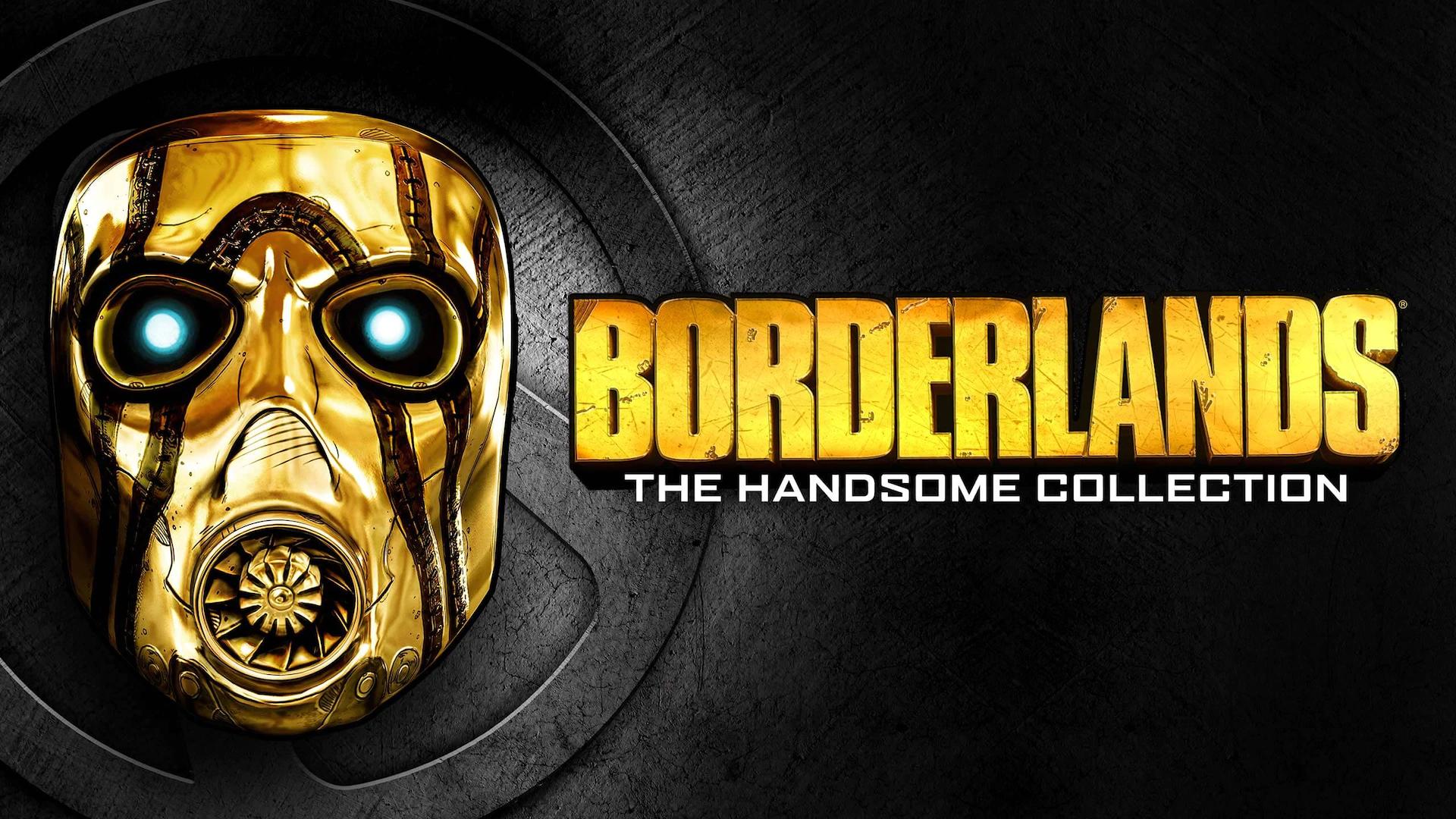 Borderlands: The Handsome Collection está de graça na Epic Games Store. (Foto: Reprodução/Epic Games)