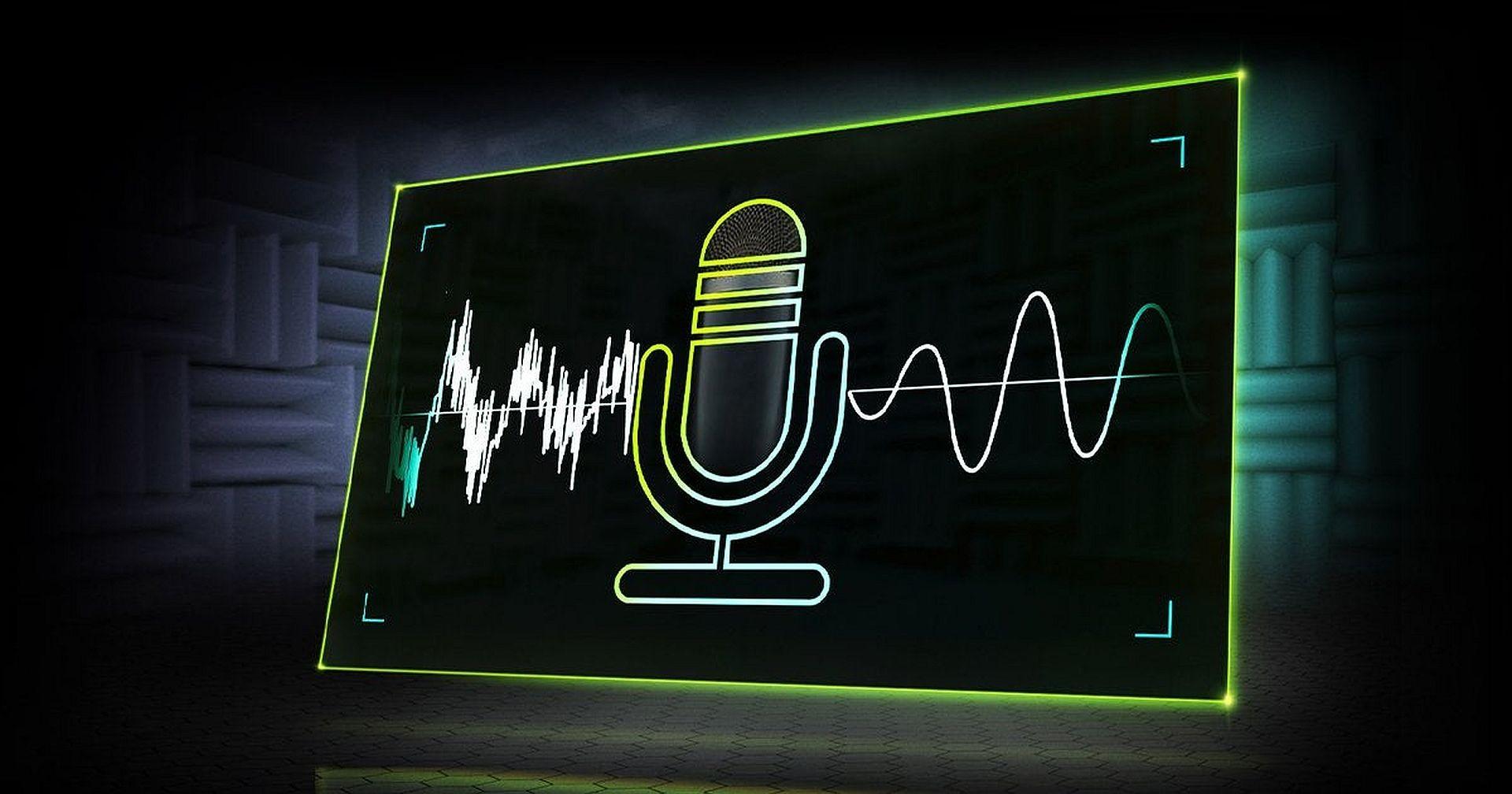 RTX Voice promete remover ruídos indesejados do microfone. (Imagem: Divulgação/NVIDIA)