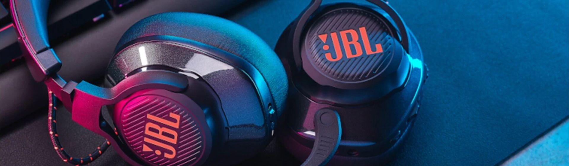 JBL lança linha de headsets gamer Quantum no Brasil; veja preços