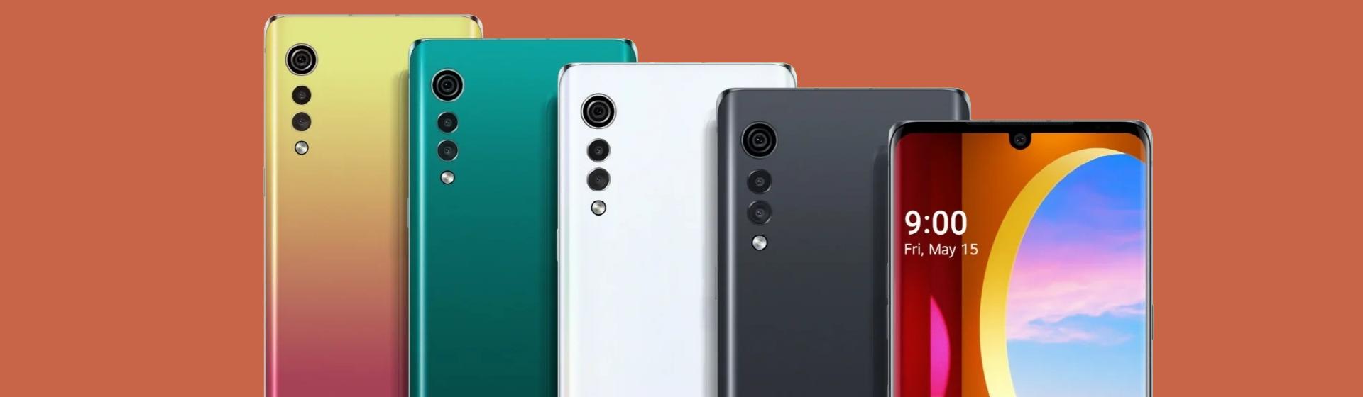LG Velvet tem lançamento na Coreia do Sul; veja preço e ficha técnica