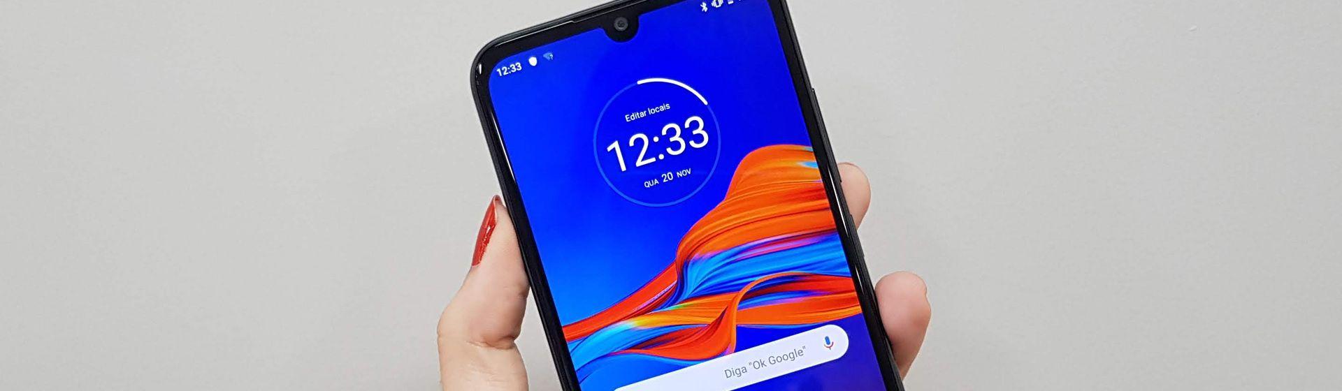 Moto E7: vazamento revela ficha técnica do celular Motorola