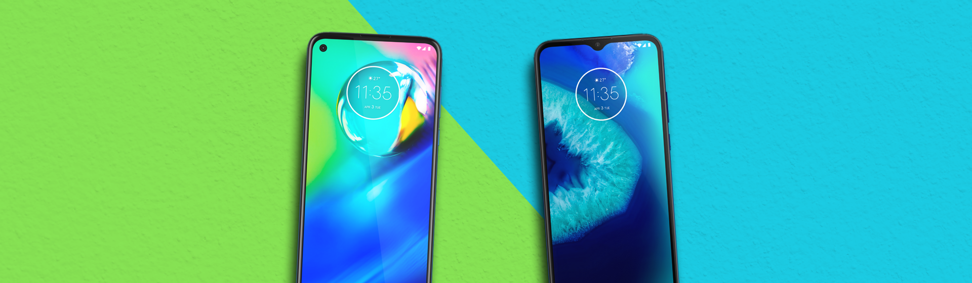 Moto G8 Power vs Moto G8 Power Lite: compare os celulares com bateria 'gigante'