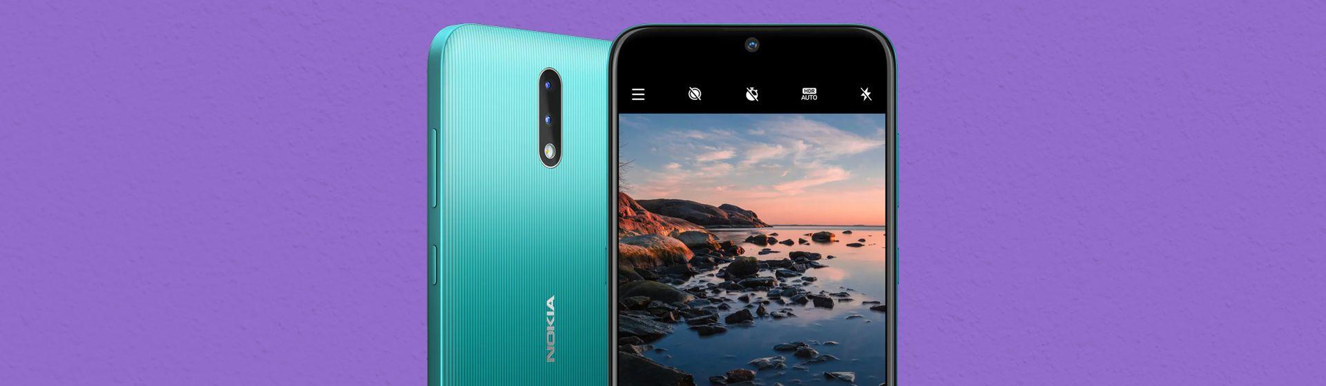 Nokia 2.3: conheça o celular que marca a volta da Nokia ao Brasil
