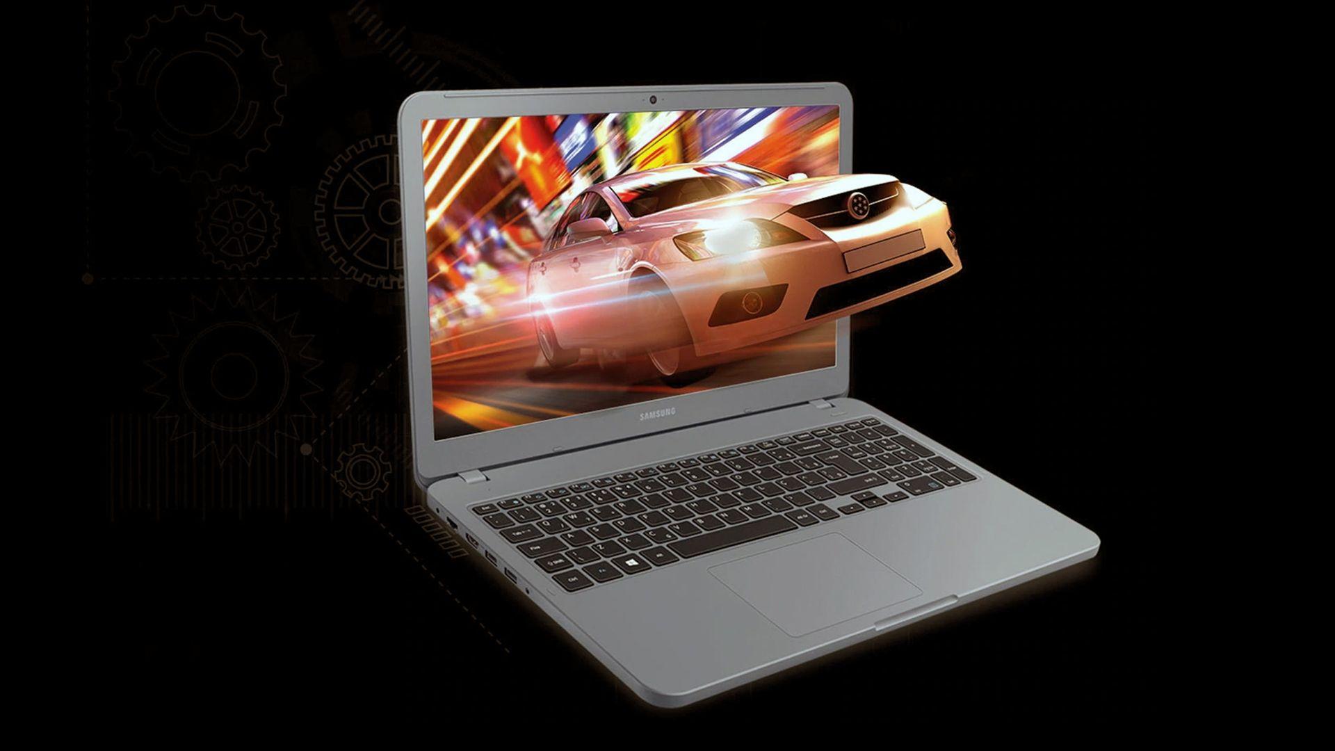 Usuário que faz edições de imagens e vídeos simples, e joga títulos leves, terá boa performance com o notebook (Foto: Divulgação/Samsung)
