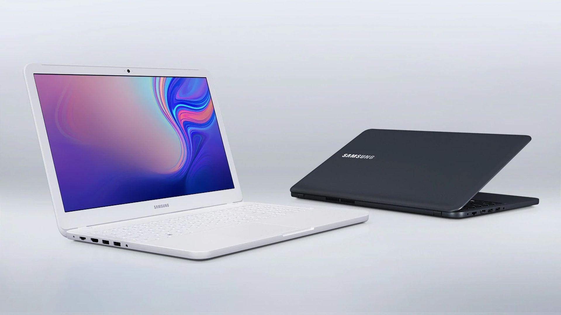 Samsung Expert X40 é um notebook com boa performance, mas que peca na tela. (Foto: Divulgação/Samsung)