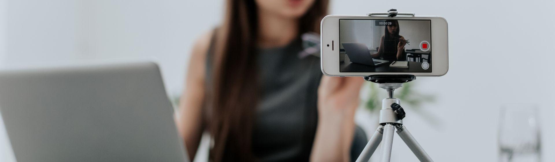 Como usar o celular como webcam