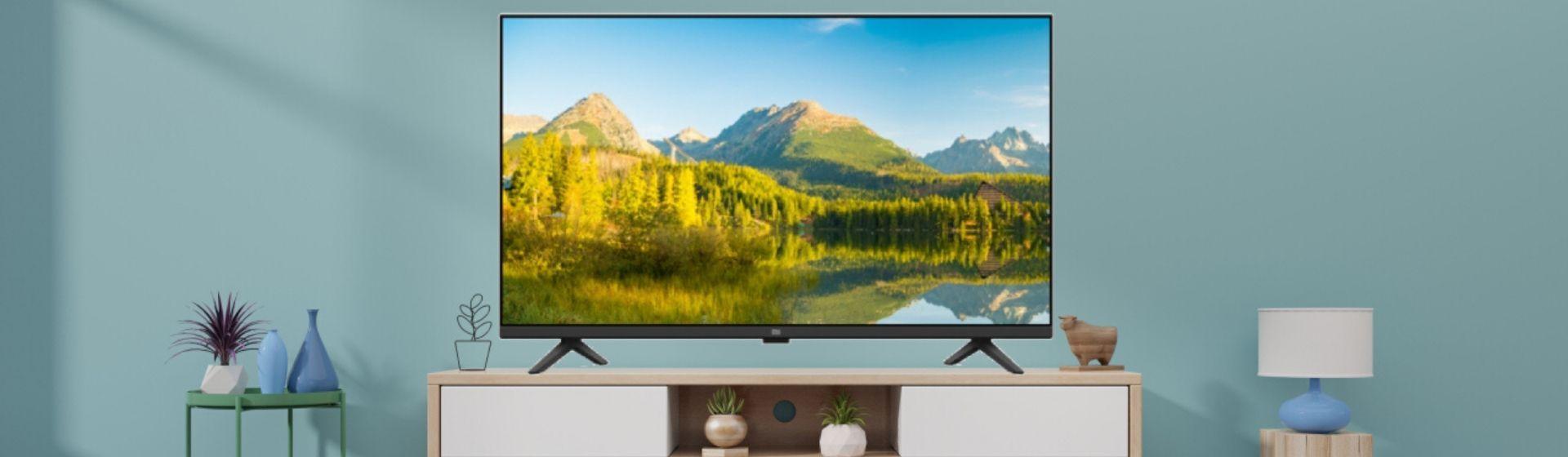 Xiaomi lança TV smart de 32 polegadas sem 4K e com preço baixo