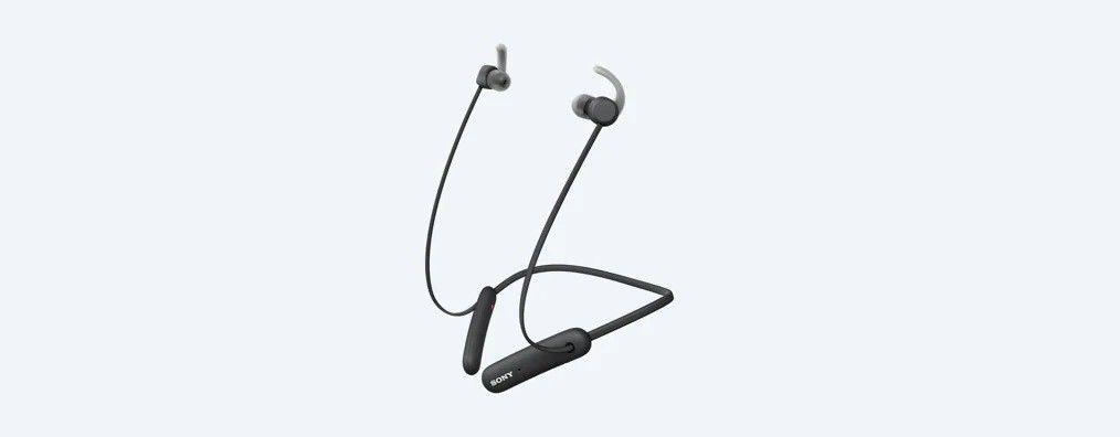 O WI-SP510 é um modelo voltado para quem pratica atividades físicas. (Foto: Divulgação/Sony)