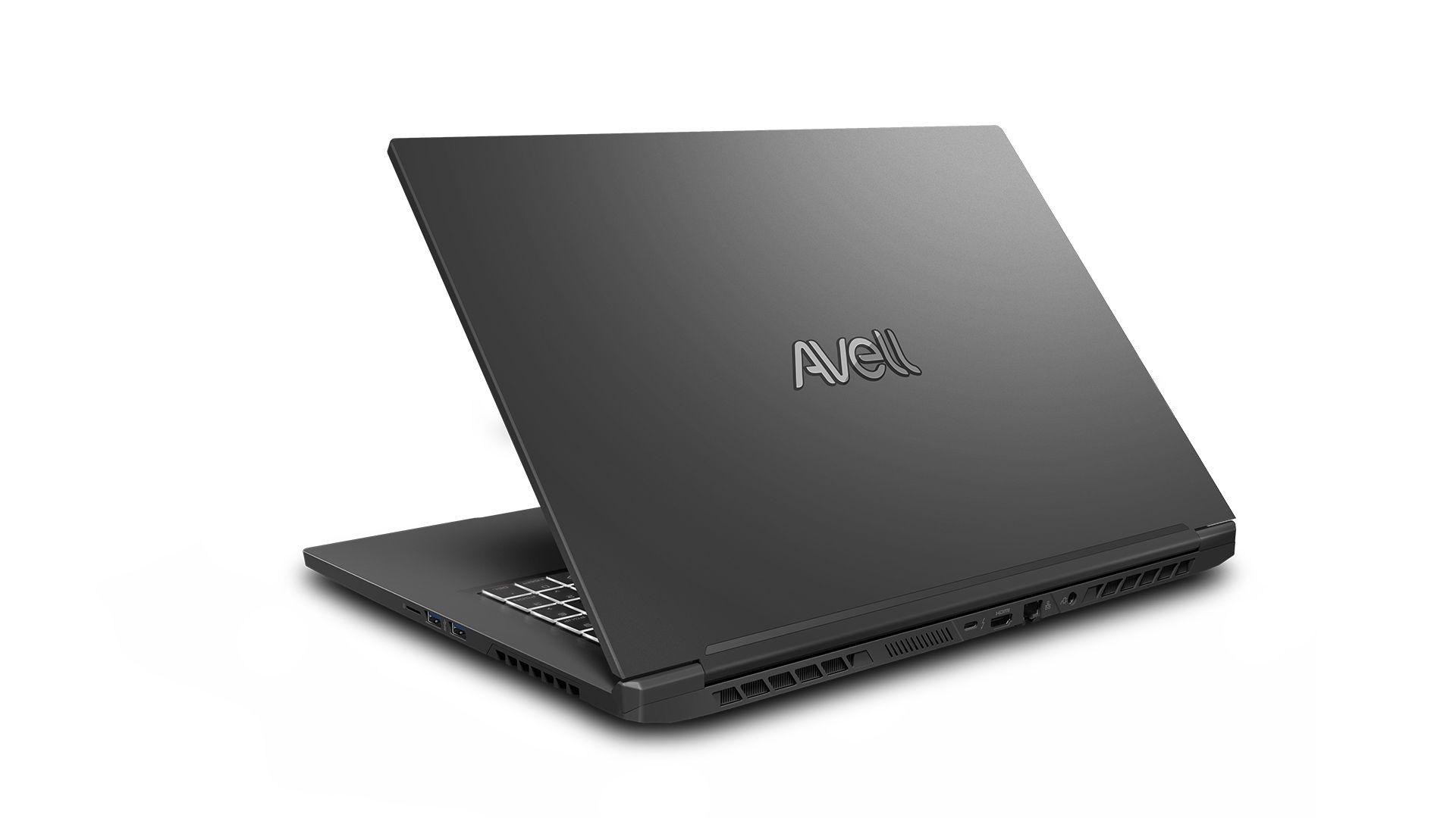 Avell LIV é a nova linha de notebooks de alto desempenho da fabricante. (Foto: Divulgação/Avell)