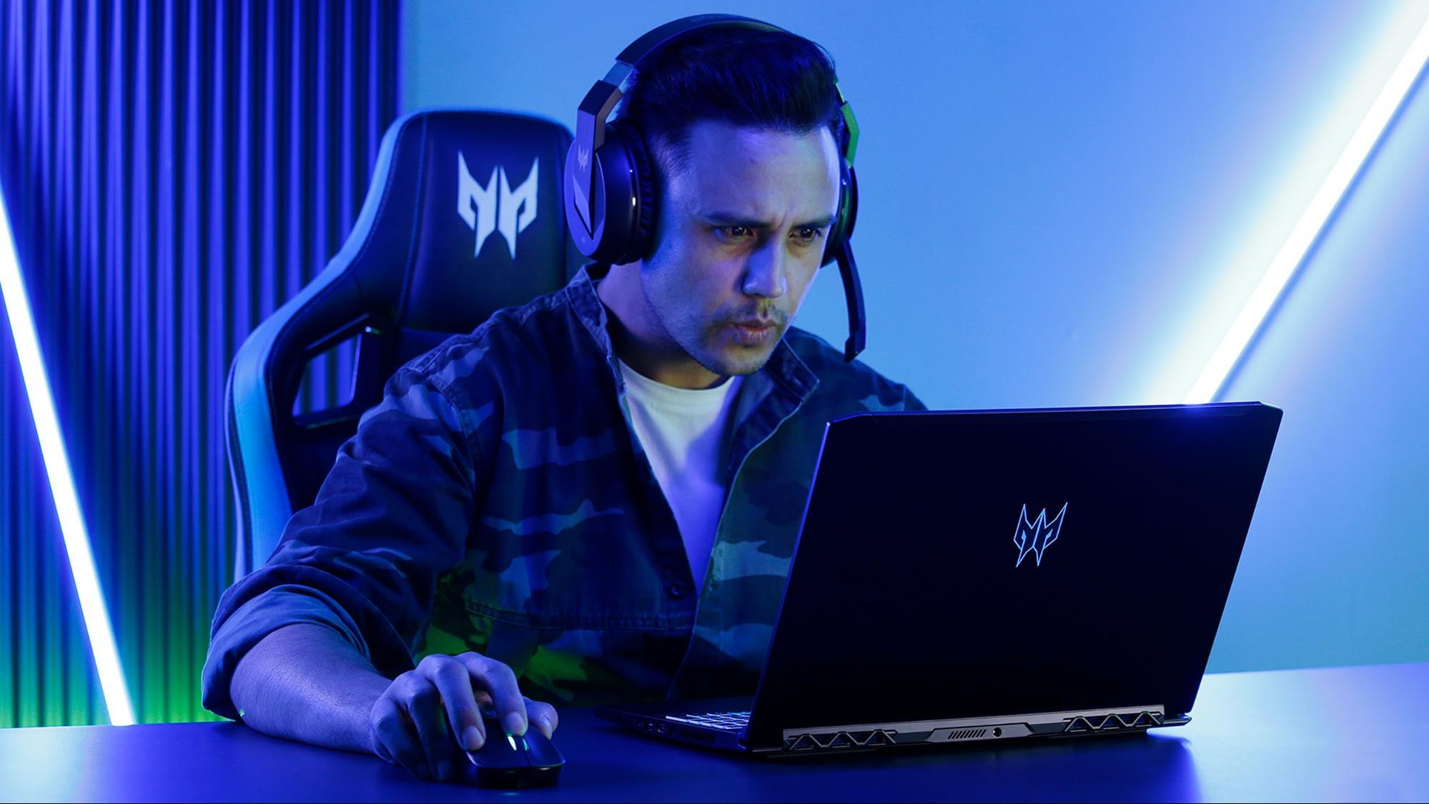 Acer lança novos notebooks da linha Predator e cadeira gamer