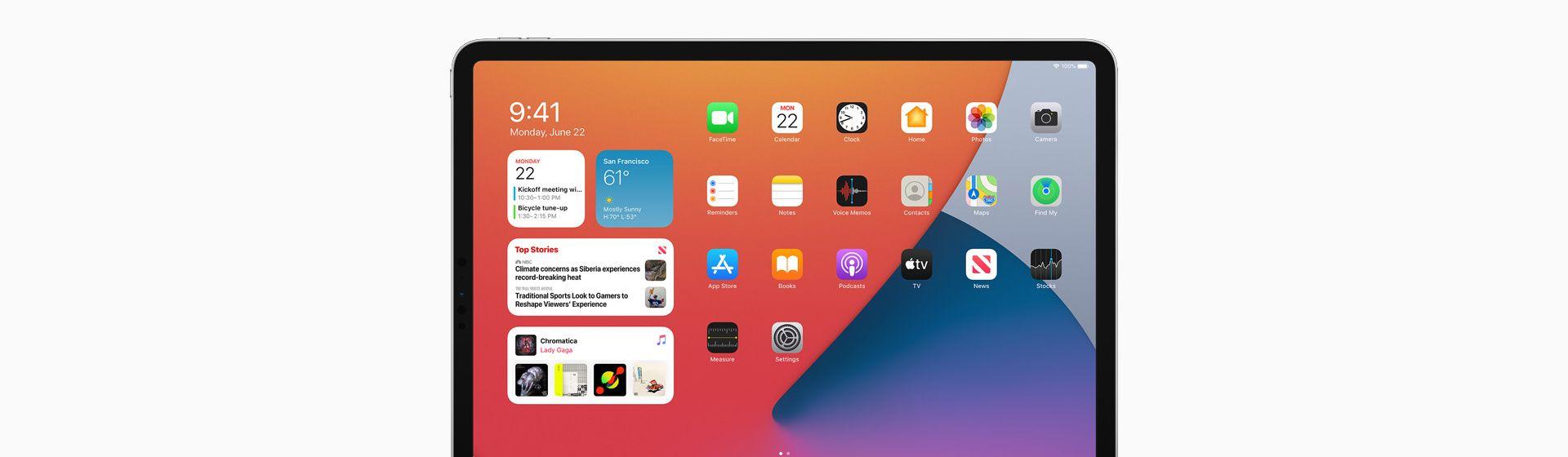 iPadOS 14: conheça os novos recursos do sistema para tablets da Apple