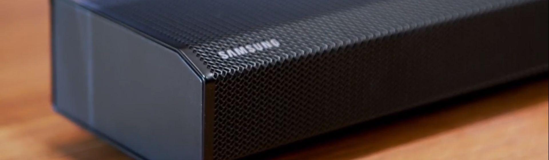 Além das TVs, Samsung lança linha 2020 de soundbars; confira detalhes