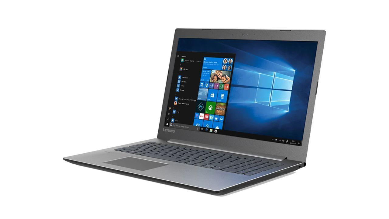 O Lenovo IdeaPad 330 não é recomendado para jogos. (Foto: Divulgação/Lenovo)