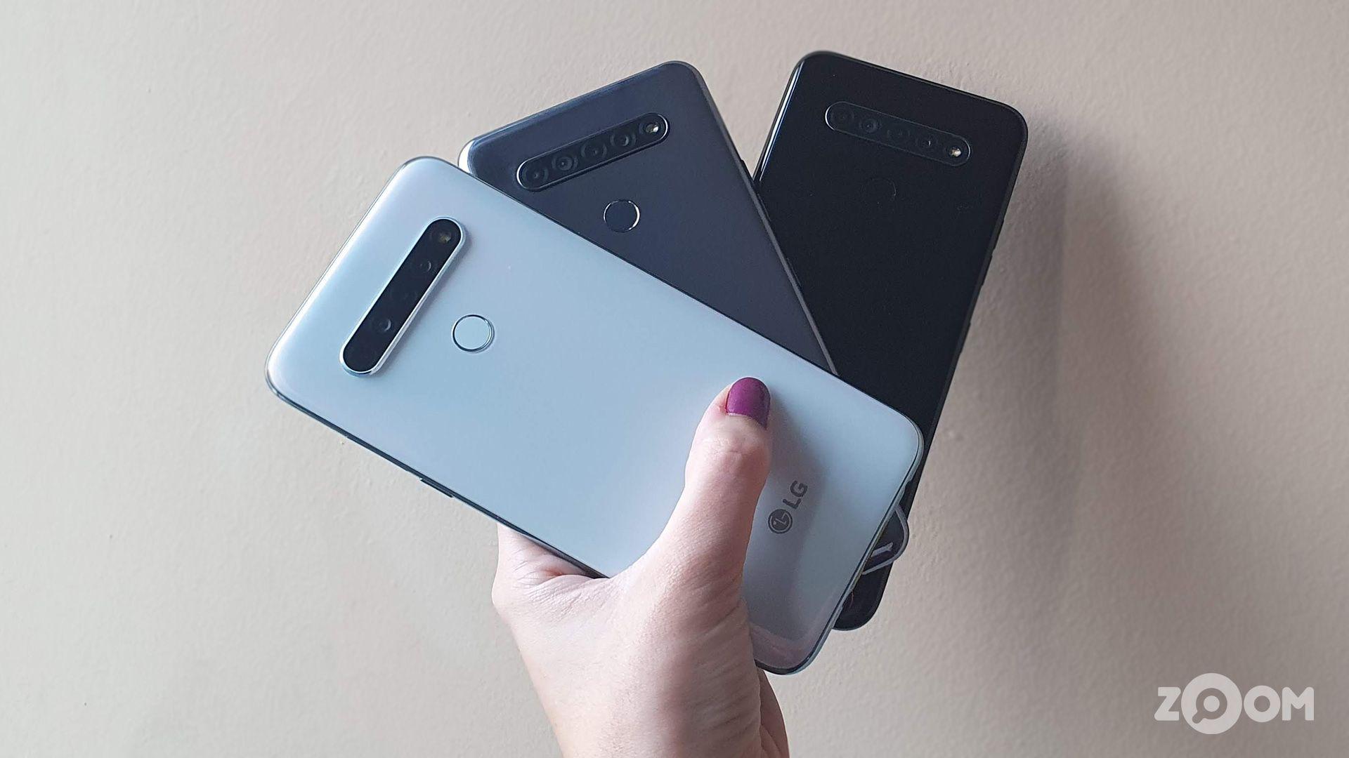 Série K da LG tem três novos modelos em 2020. (Imagem: Ana Marques/Zoom)