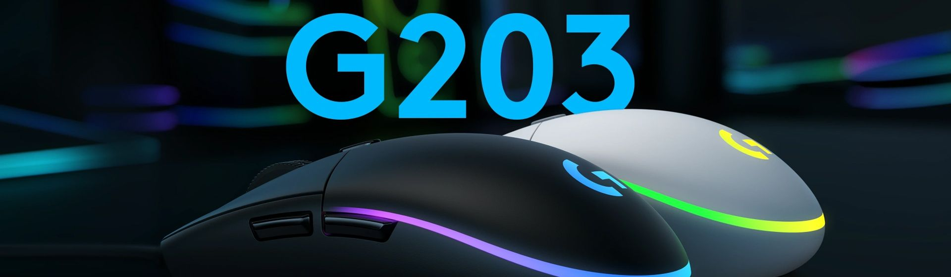 Logitech lança mouse gamer G203 LIGHTSYNC no Brasil; veja preço