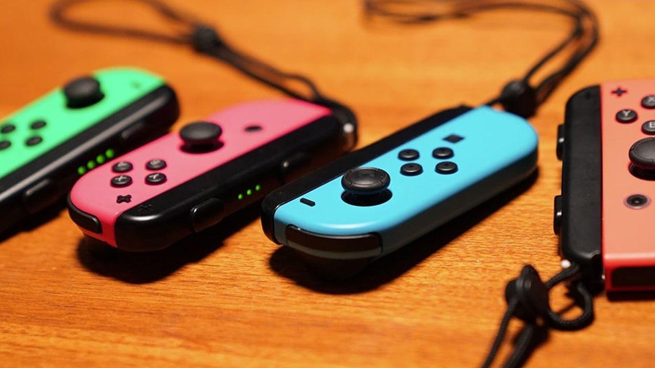 """Os Joy-Cons do Nintendo Switch são frágeis e podem sofrer de defeitos internos, como o efeito """"drift"""". (Foto: Divulgação/Nintendo)"""