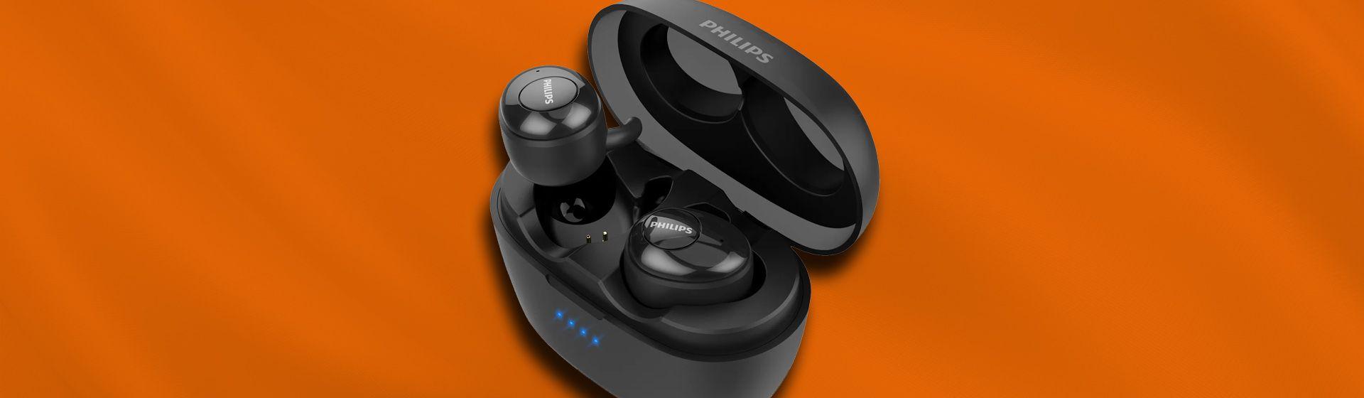 Philips SHB2505 UpBeat é bom? Veja a ficha técnica dos fones de ouvido
