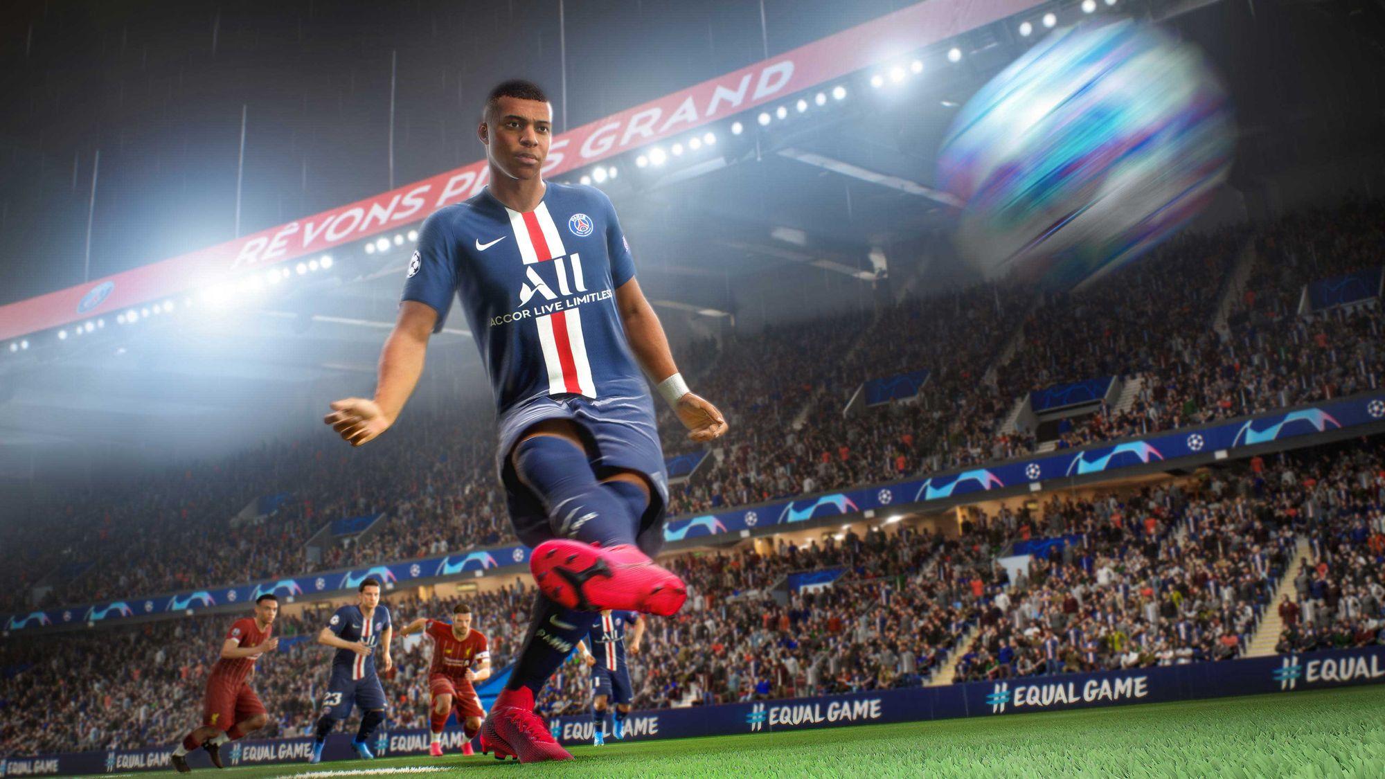 FIFA 21 chega aos consoles e PC no dia 9 de outubro de 2020. (Foto: Reprodução/Electronic Arts)